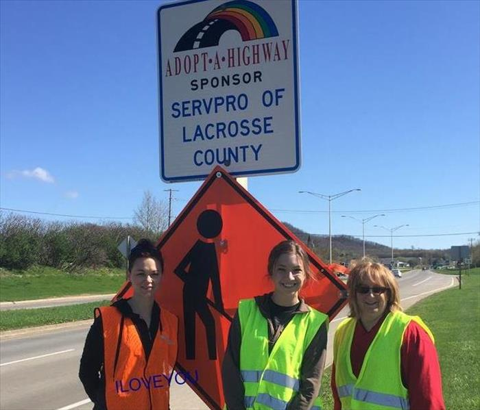 March 2017 Adopt-A-Highway