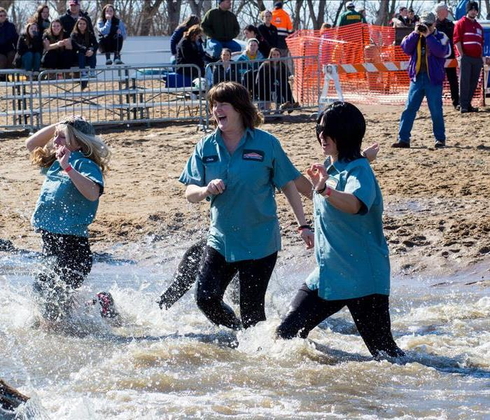 2015 Polar Plunge for the Special Olympics