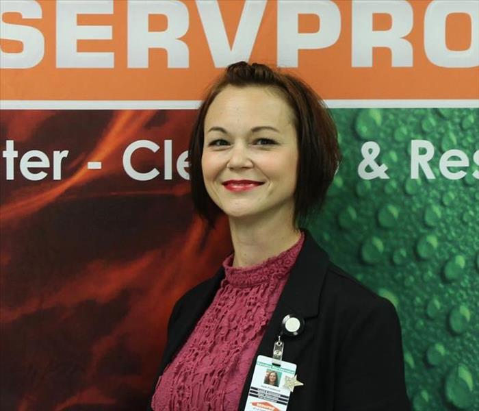 General SERVPRO has new Marketing Manager